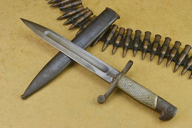 Knife Antique Sword Nk E475