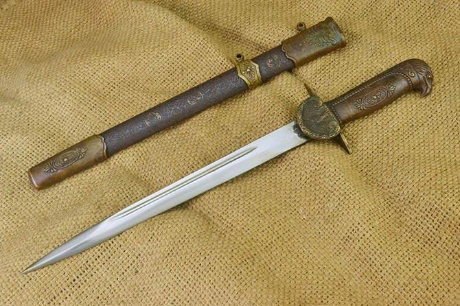 Knife Antique Sword Nk E476
